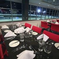 Photo taken at Meadowlands Racing & Entertainment by Meadowlands Racing & Entertainment on 2/14/2014