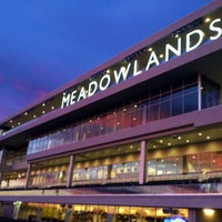 Photo taken at Meadowlands Racing & Entertainment by Meadowlands Racing & Entertainment on 2/14/2014
