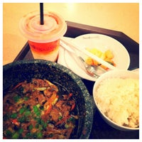 Photo taken at Food Republic by Jovee E. on 4/13/2013