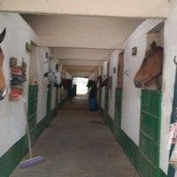 Photo taken at Equitación Club El Rancho by Santiago G. on 2/24/2014