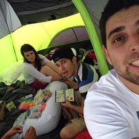 Photo taken at CounterPoint Music Festival by Mario H. on 4/25/2014