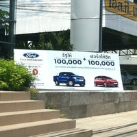 Photo taken at Ford Huahin by Wit T. on 11/9/2012
