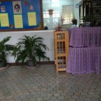 Photo taken at Bangkokyai District Office by manthaporn on 8/1/2013