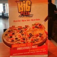 Photo taken at Pizza Hut by Rajesh N. on 4/15/2014