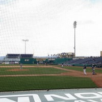 Photo taken at Medlar Field at Lubrano Park by Kelsey-Lane G. on 3/28/2012