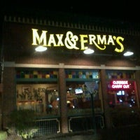 Photo taken at Max & Erma's by Ali S. on 3/8/2012