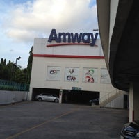 Photo taken at Amway by Kiattikorn S. on 5/19/2012