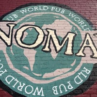 Photo taken at Nomad World Pub by EL Penetrador 🍒 F. on 7/30/2012