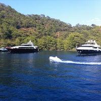 8/19/2012 tarihinde Dr. Onur G.ziyaretçi tarafından Göcek Adası'de çekilen fotoğraf