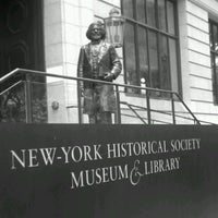 Photo taken at New-York Historical Society Museum & Library by Neal S. on 7/14/2012