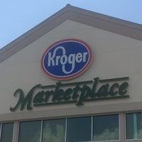 Photo taken at Kroger by Barbara K. on 7/14/2012