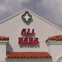 Photo taken at Ali Baba House of Kabob by Bader A. on 9/8/2012
