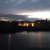 Photo taken at Clarendon Dock by Richard W. on 8/29/2014