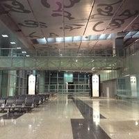 Photo taken at Netaji Subhash Chandra Bose International Airport (CCU) by Behzad A. on 3/23/2013