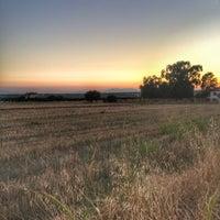 Photo taken at Καλύβες Πολυγύρου by Mairy T. on 8/16/2016