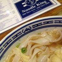 Photo taken at Noodle King by Tasman P. on 9/12/2013