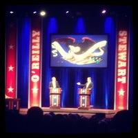 Photo taken at Lisner Auditorium by Jon H. on 10/7/2012