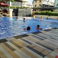 Photo taken at Hyatt Regency Kinabalu by Mardaleena M. on 2/2/2013