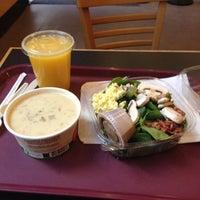 Photo taken at San Francisco Soup Company by Hiro b. on 4/20/2013