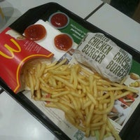 Photo taken at McDonald's & McCafe by Alex P. on 2/20/2017