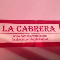 Foto tomada en La Cabrera Boutique por Felipe M. el 1/16/2014