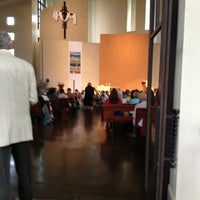 Photo taken at St Mark Presbyterian Church by EmKay A. on 3/31/2013