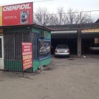 Photo taken at СТО ул. Победы 9 Лебединовка by Дмитрий С. on 4/4/2014