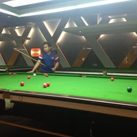 Photo taken at Q5 Snooker Centre by Yan R. on 3/12/2013