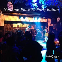 Photo taken at Noname-Place To Party Batam by Rudy P. on 5/16/2014