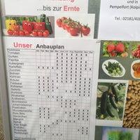 Das Foto wurde bei Rheinischer Bauernmarkt Pempelfort von Marco E. am 5/11/2013 aufgenommen