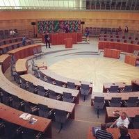 Das Foto wurde bei Landtag Nordrhein-Westfalen von Marco E. am 7/6/2013 aufgenommen