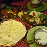 Photo taken at Himalaya Nepalese & Indian Restaurant by 月 夜. on 1/20/2015