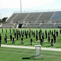 Photo taken at Kelley Reeves Athletic Complex by David D. on 10/27/2012