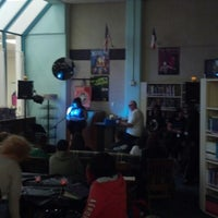 Photo taken at C.E. Ellison High School Library by David D. on 10/26/2012