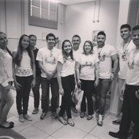 Photo taken at Caixa Econômica Federal by Ana O. on 12/31/2015