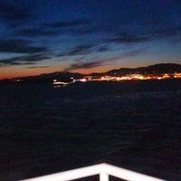 Photo taken at F/B Blue Horizon by Stathis B. on 5/18/2014