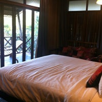 Photo taken at Hotels des Artists Rose Of Pai by JJ D. on 12/29/2012