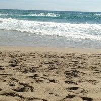 Photo taken at Playa del Tabal_La Manga by MªRosa L. on 8/12/2013