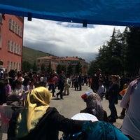 Photo taken at Fatih ilköğretim by Ayşe T. on 5/5/2016