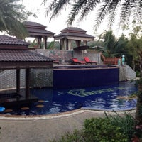 Photo taken at Thai Modern Resort & Spa by Natalia S. on 2/15/2014