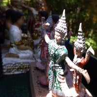 Photo taken at Thai Modern Resort & Spa by Natalia S. on 2/19/2014
