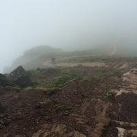 Photo taken at Mullayanagiri by Deepika B. on 7/30/2014