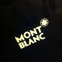 Photo taken at Montblanc Boutique Tokyo by pineforest_m on 6/24/2013