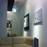 Photo taken at Montblanc Boutique Tokyo by pineforest_m on 5/28/2013