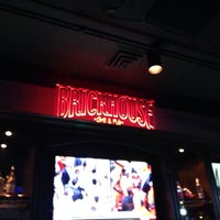 Photo taken at Brickhouse Grill & Pub by Jeremy H. on 2/25/2014