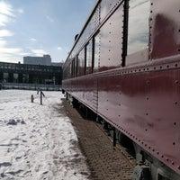 Photo taken at Toronto Railway Heritage Centre by Satish K. on 2/6/2018