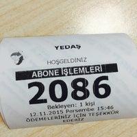 Photo taken at Yedaş Ordu İl Koordinatörlüğü by Emre A. on 11/12/2015