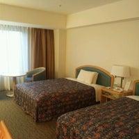 Photo taken at Narita Tobu Hotel Airport by Yuichiro N. on 11/24/2012