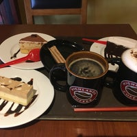 Photo taken at Highlands Coffee by Victoria M. on 11/23/2016