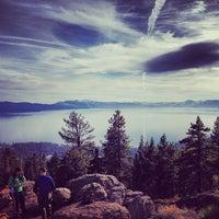Снимок сделан в Tahoe Rim Trail / Brockway Summit пользователем David G. 12/30/2013